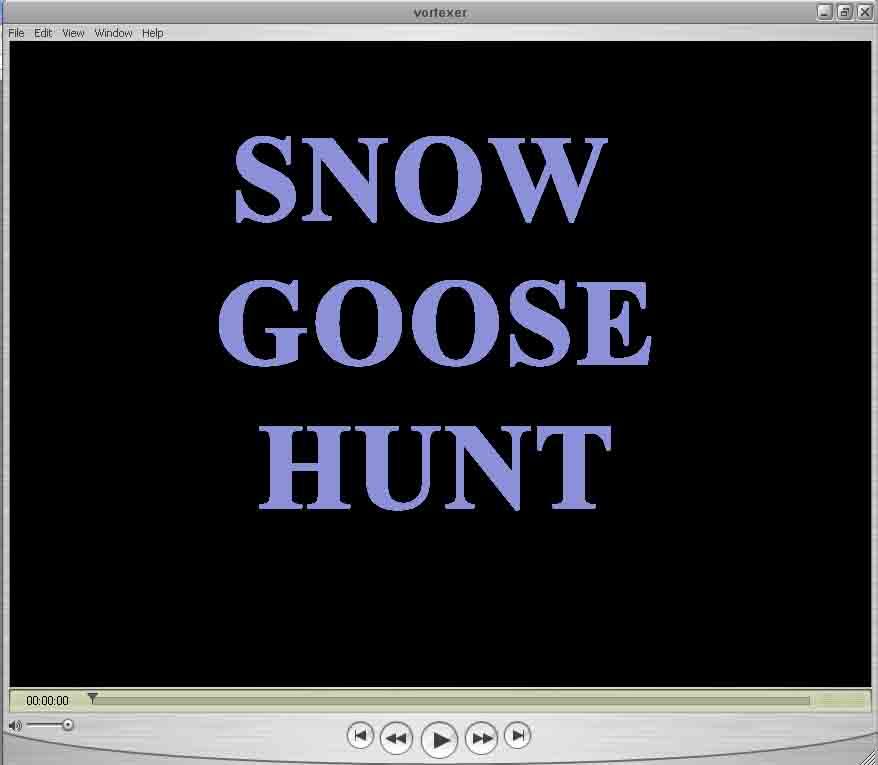 Goose Hunting Logos sd Snow Goose Hunting Guides